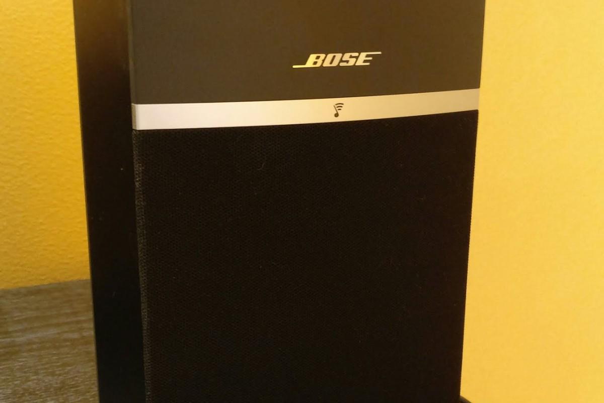Jag testar Bose SoundTouch 10 – många funktioner i liten förpackning f1c187832def6